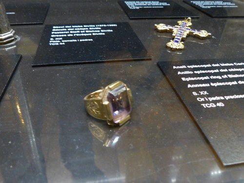 Le trésor de la cathédrale de Gérone