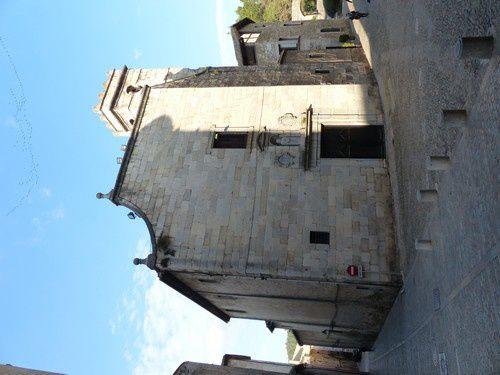 Edifices et bains arabes à Gérone