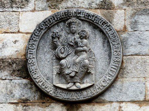 Dans le vieux Gérone médiéval