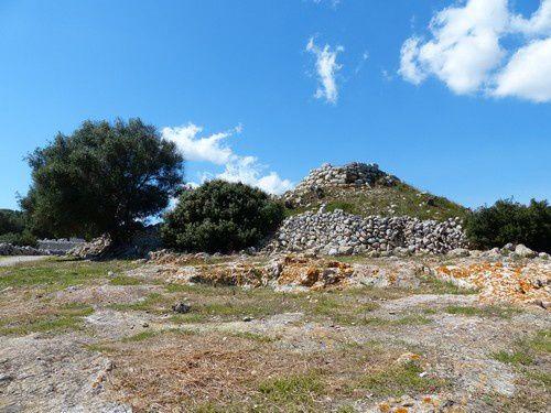 Le village talayot romain sur Minorque : Torralba d'en Salord