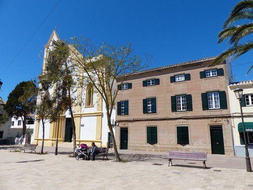 Quelques édifices religieux sur Minorque