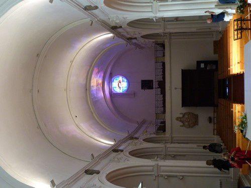 Le sanctuaire de la Mère de Dieu à El Toro.