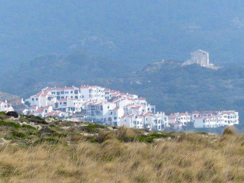 Le phare de Cavalleria.