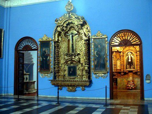 Les églises de Lima