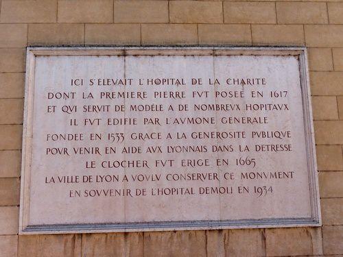 Quelques édifices remarquables de Lyon