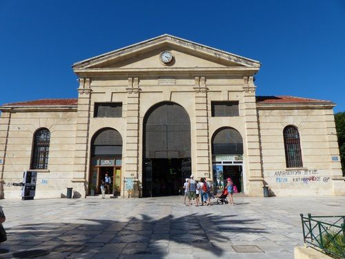 Le port vénitien de La Canée