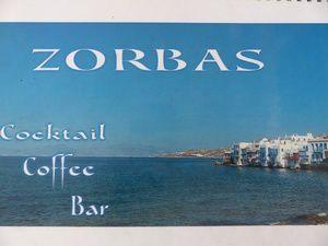 L'île de Mykonos en liberté.