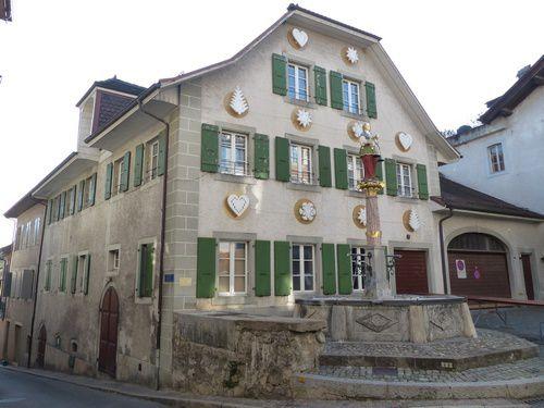Passer une journée à Cully en Suisse