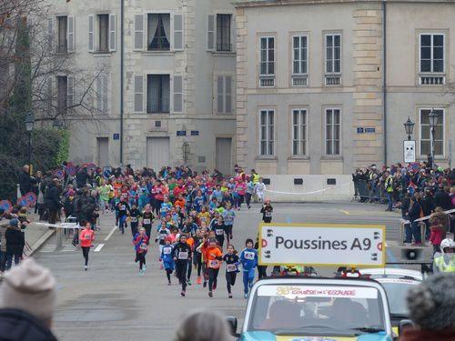 La course de l'Escalade à Genève