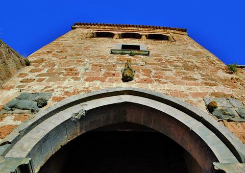 Un après midi à Civita de Bagnoregio.