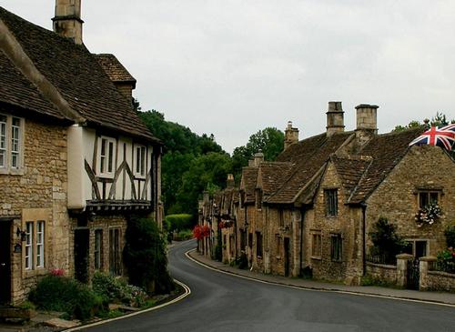 Beauté du sud ouest de l'Angleterre.