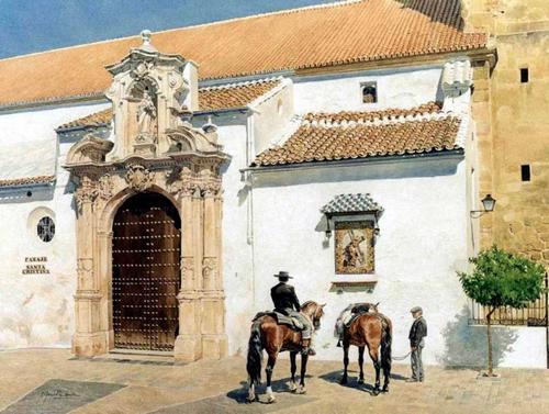 Les aquarelles de Jose Gonzalez Bueno