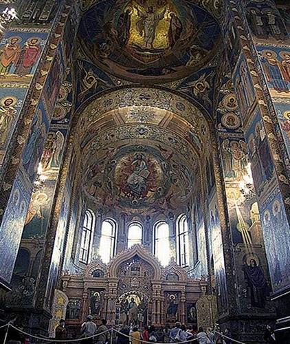 Les belles églises russes
