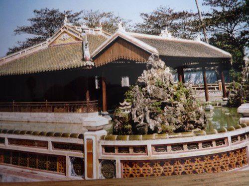 La Cité Impériale  à Hué