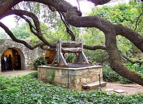 Les missions de San Antonio au Texas.