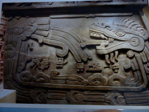 Visite de Mexico  ( 1 )  L'historique