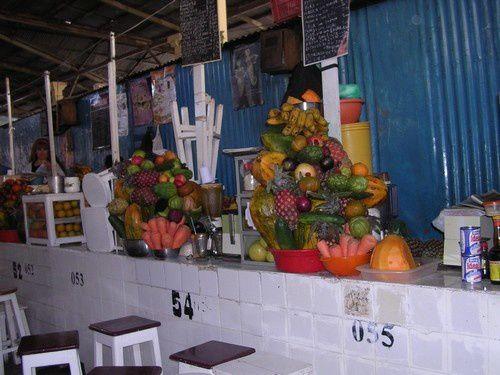 Visite du marché couvert de Cuzco au Pérou
