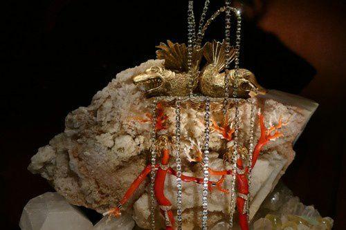 Dali, créateur de bijoux .