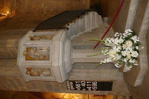 L'église Sant Père de Figueras.