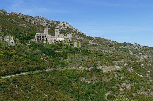 Le monastère Sant Pere de Rodes