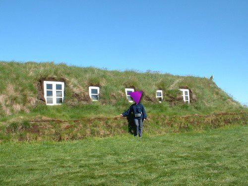 Visite de l'écomusée islandais : Glaumbaer.