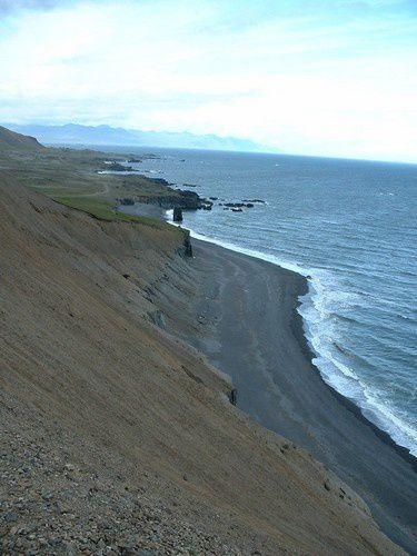 Paysages typiques islandais.