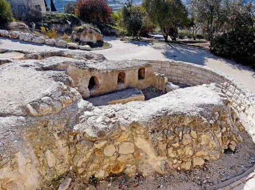 Première approche de Jérusalem depuis le mont Scopus et le mont des Oliviers.