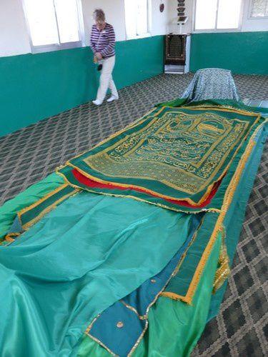 A Salalah j'ai vu la tombe de Job