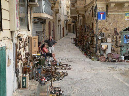Une trop courte journée sur l'île de Gozo.  ( 1 )