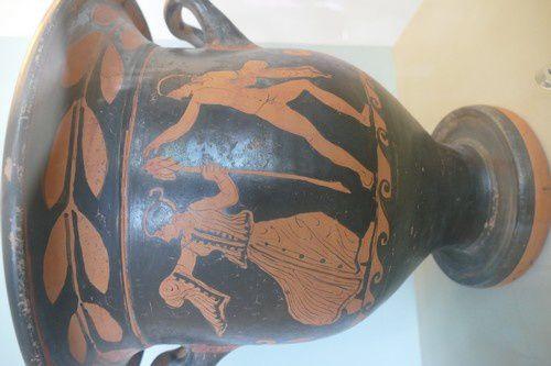 Le musée archéologique de Paestrum