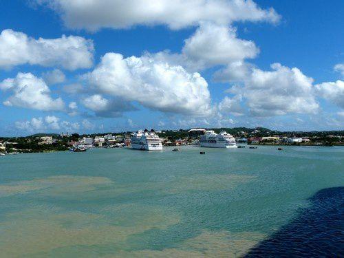 Visiter Antigua aux Antilles.