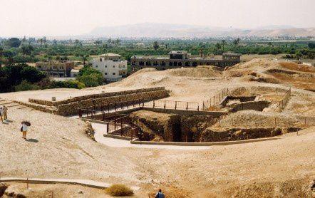 Gli scavi di Gerico,  Le dodici tribù d'Israele (all'epoca dei Re)