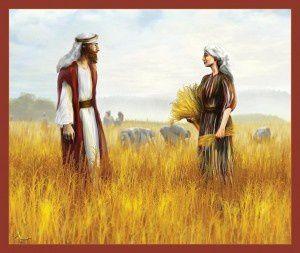 Etude du livre de Ruth