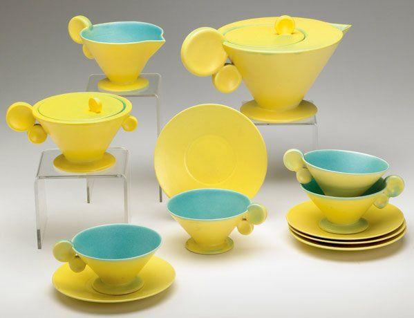 Bauhaus - La poterie du Bauhaus inspirée du Japon