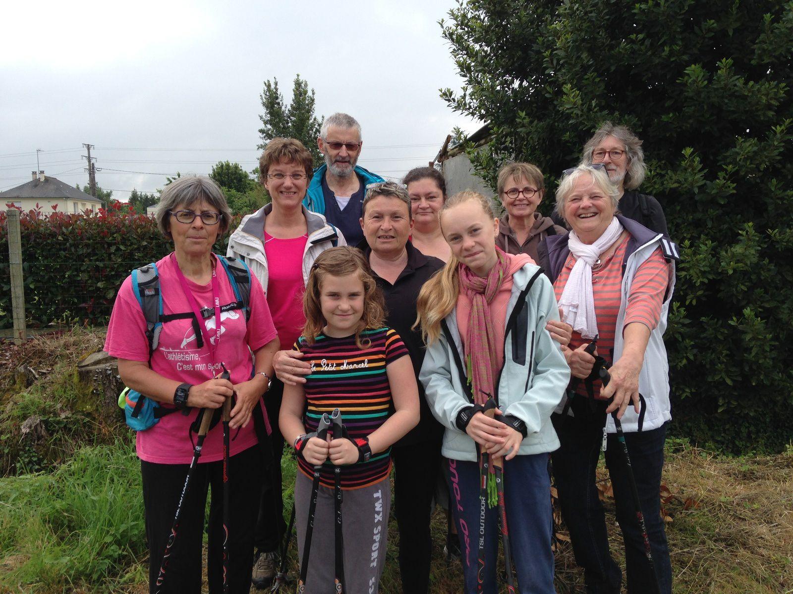 Retour sur la Marche Nordique en Famille