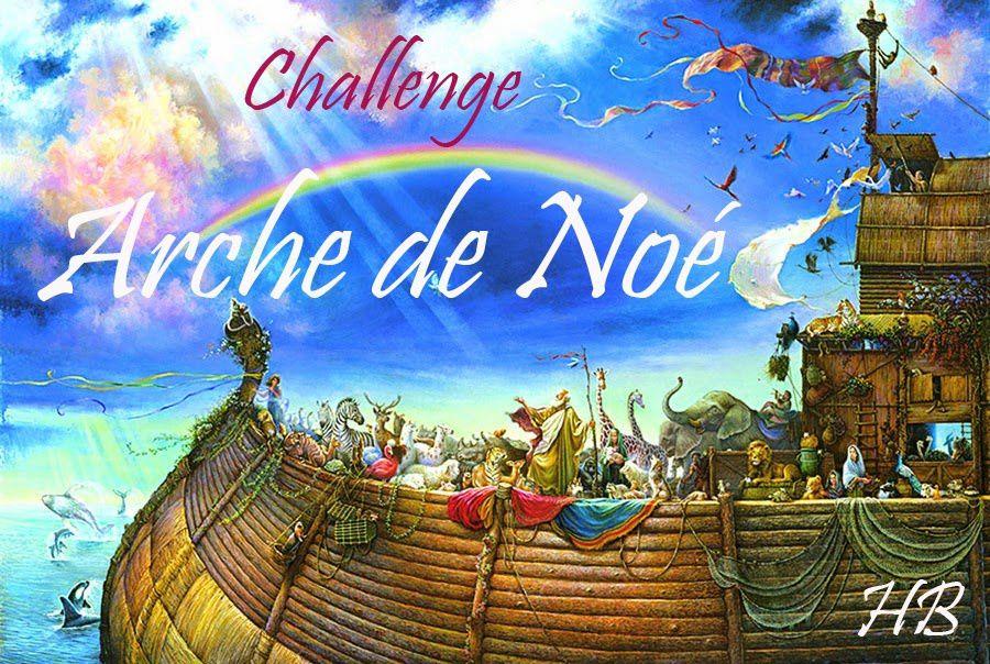 Challenge Arche de Noé avec La Lecturienne