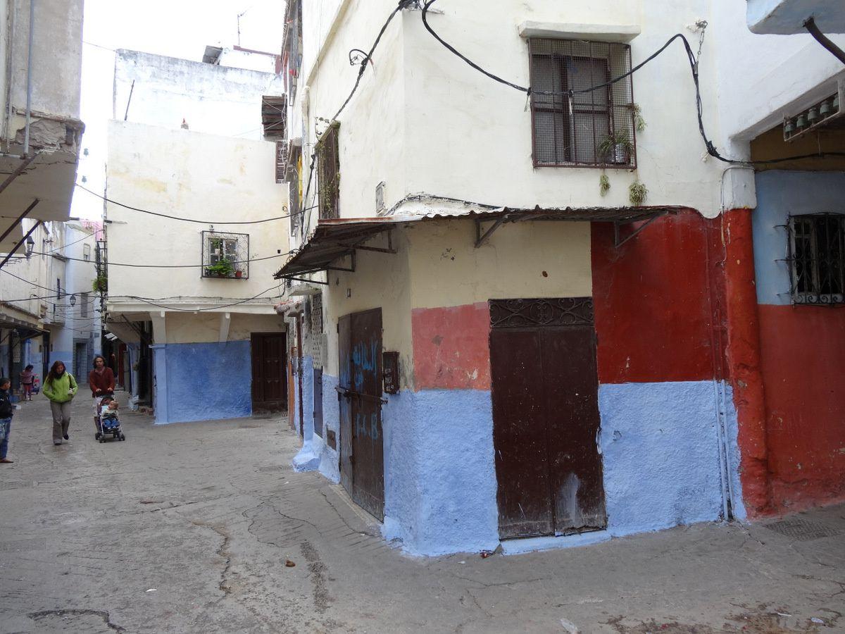 Couleurs de la Medina de Tanger