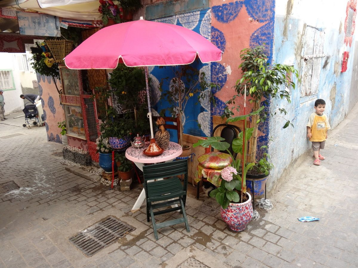 Image de Tanger  medina
