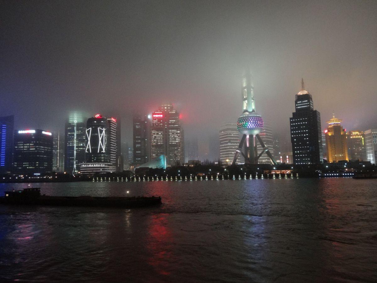 Shanghaï toujours