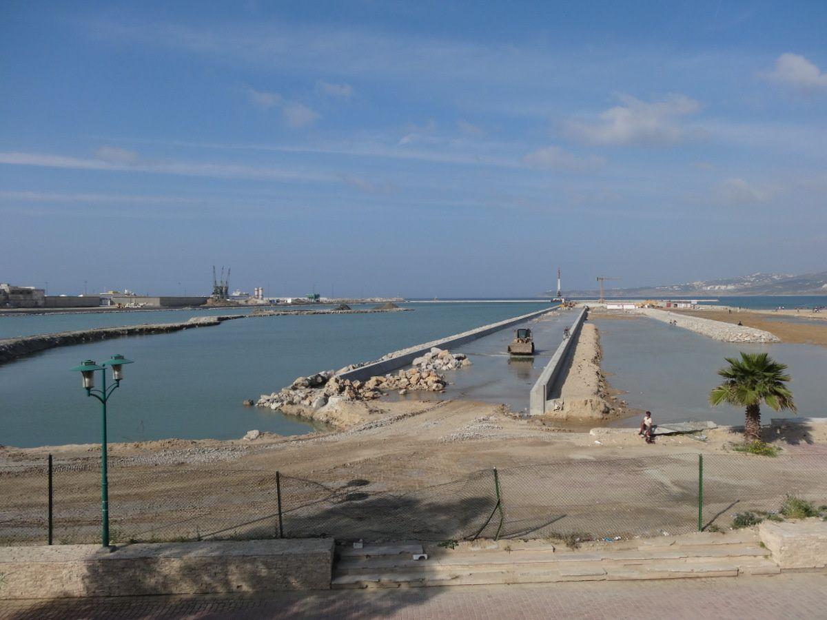 La nouvelle marina de Tanger - Des installations démesurées et impressionnantes
