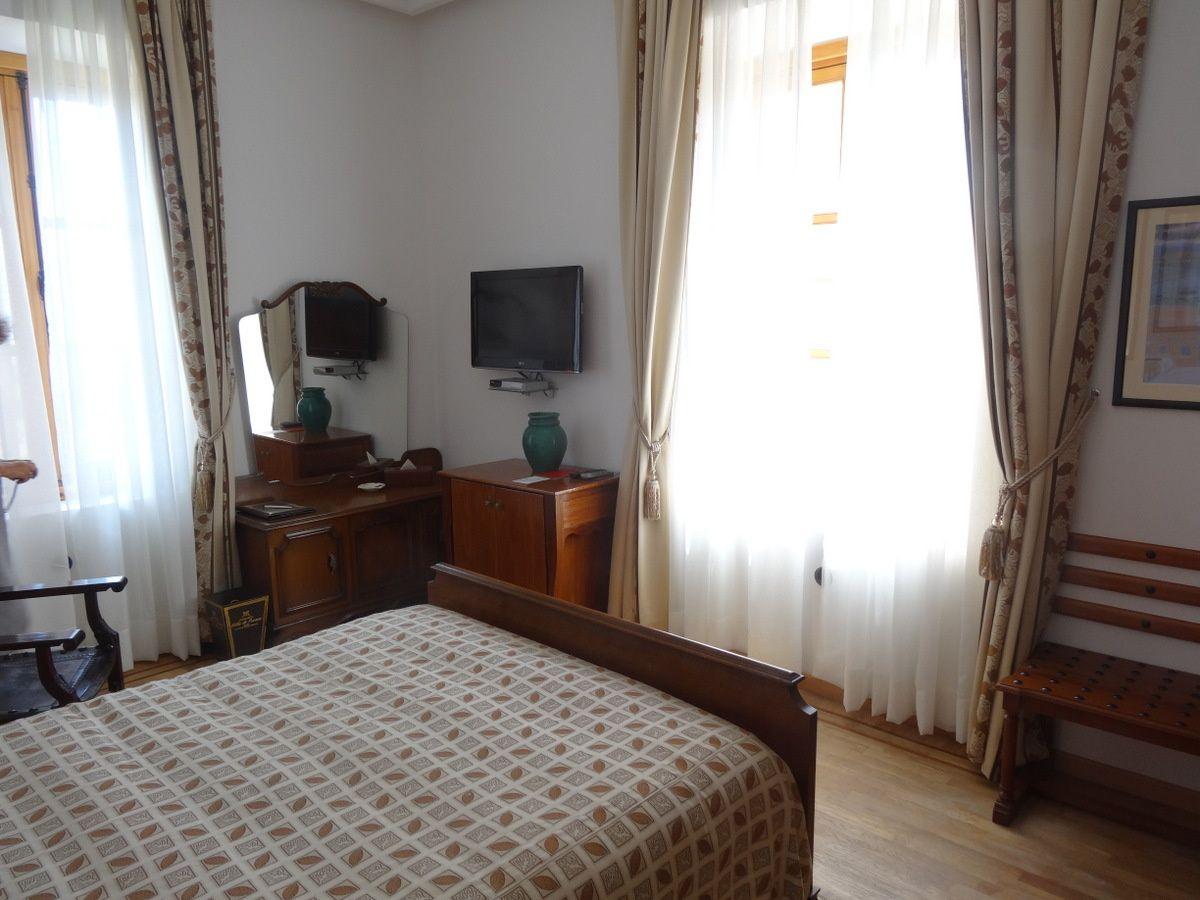 La chambre 35 de la Villa de France où séjourna Matisse