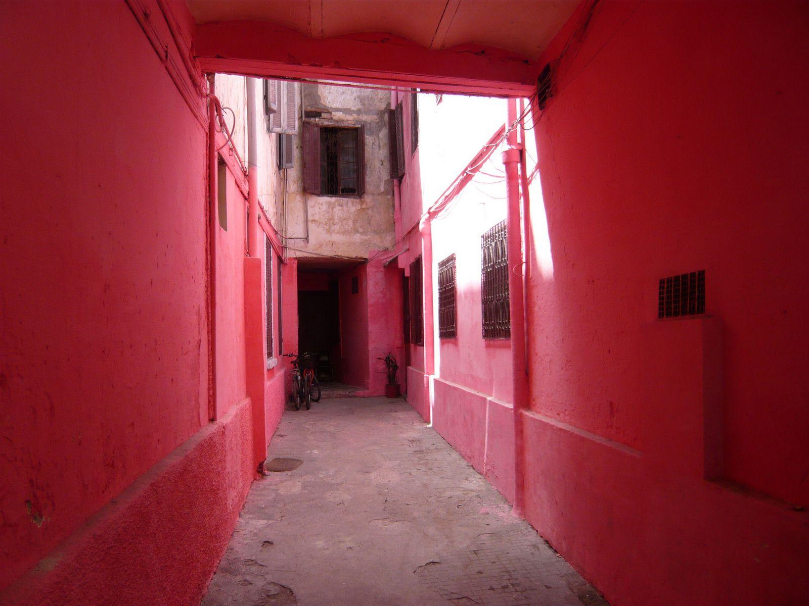 Couleurs de la Médina de Tanger