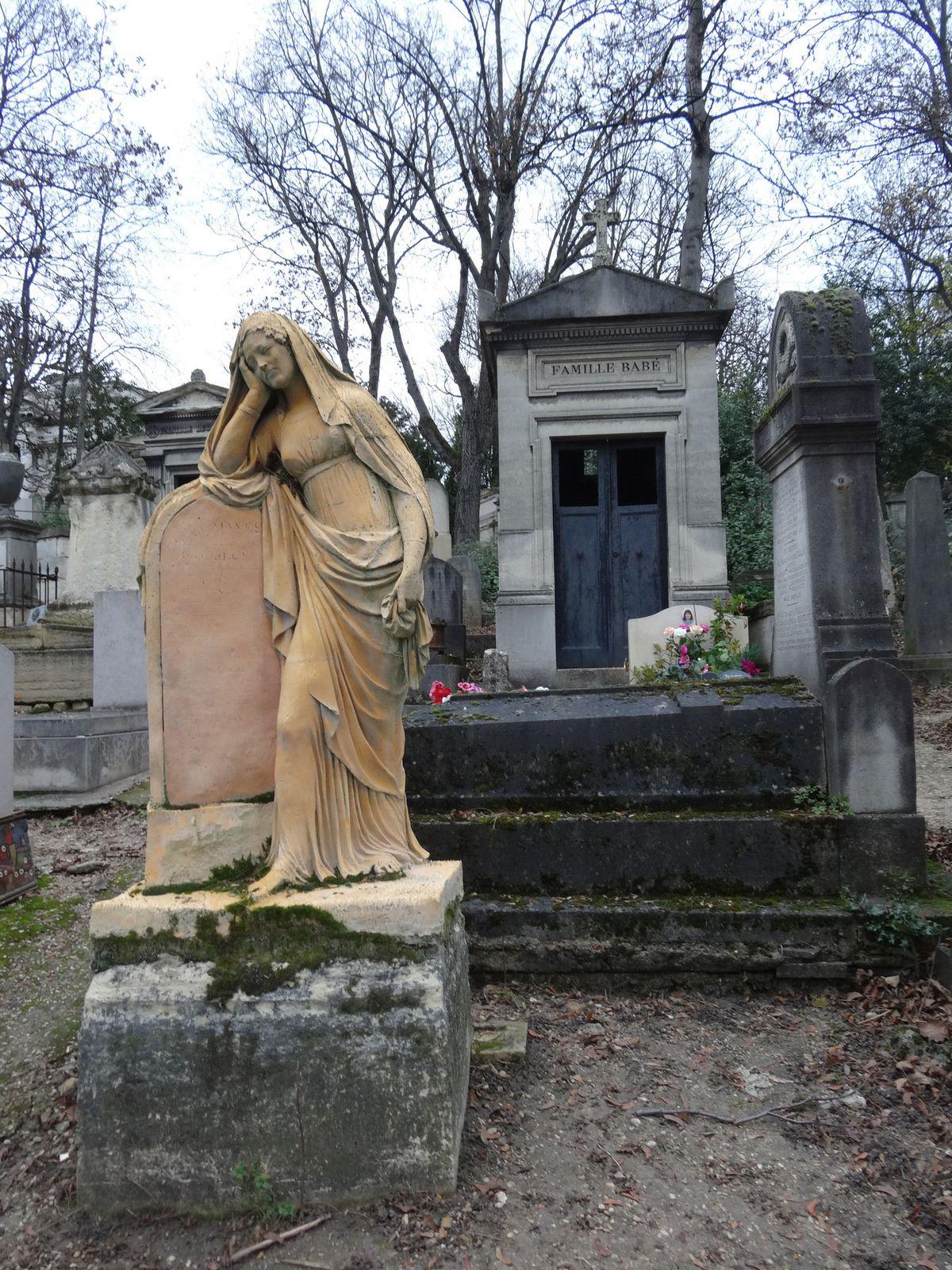 Le Cimetière du Père Lachaise (Paris)