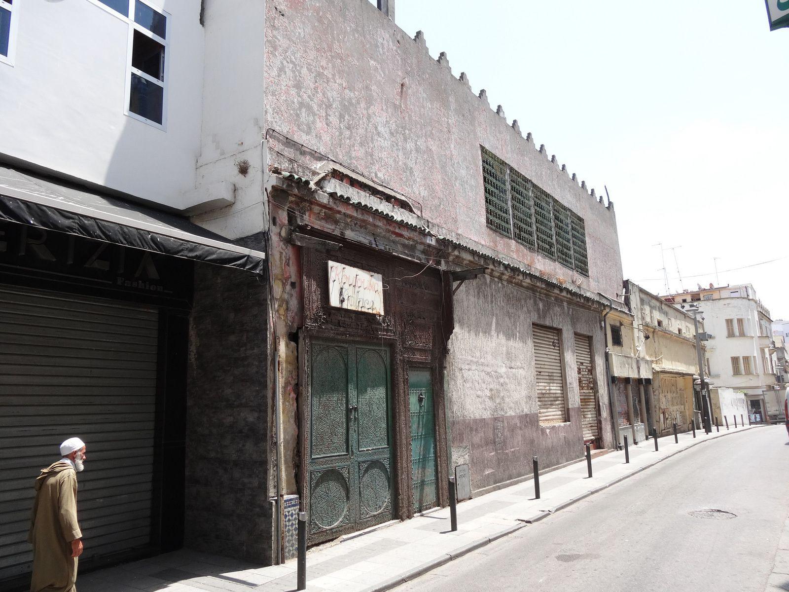 Anciens night-clubs et autres cabarets de Tanger