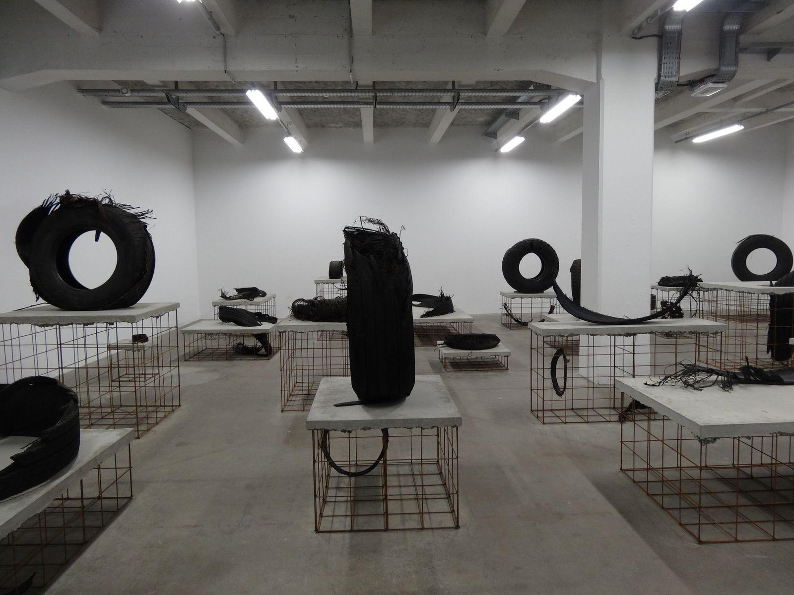 Biennale de Lyon 2015 - la Sucrière
