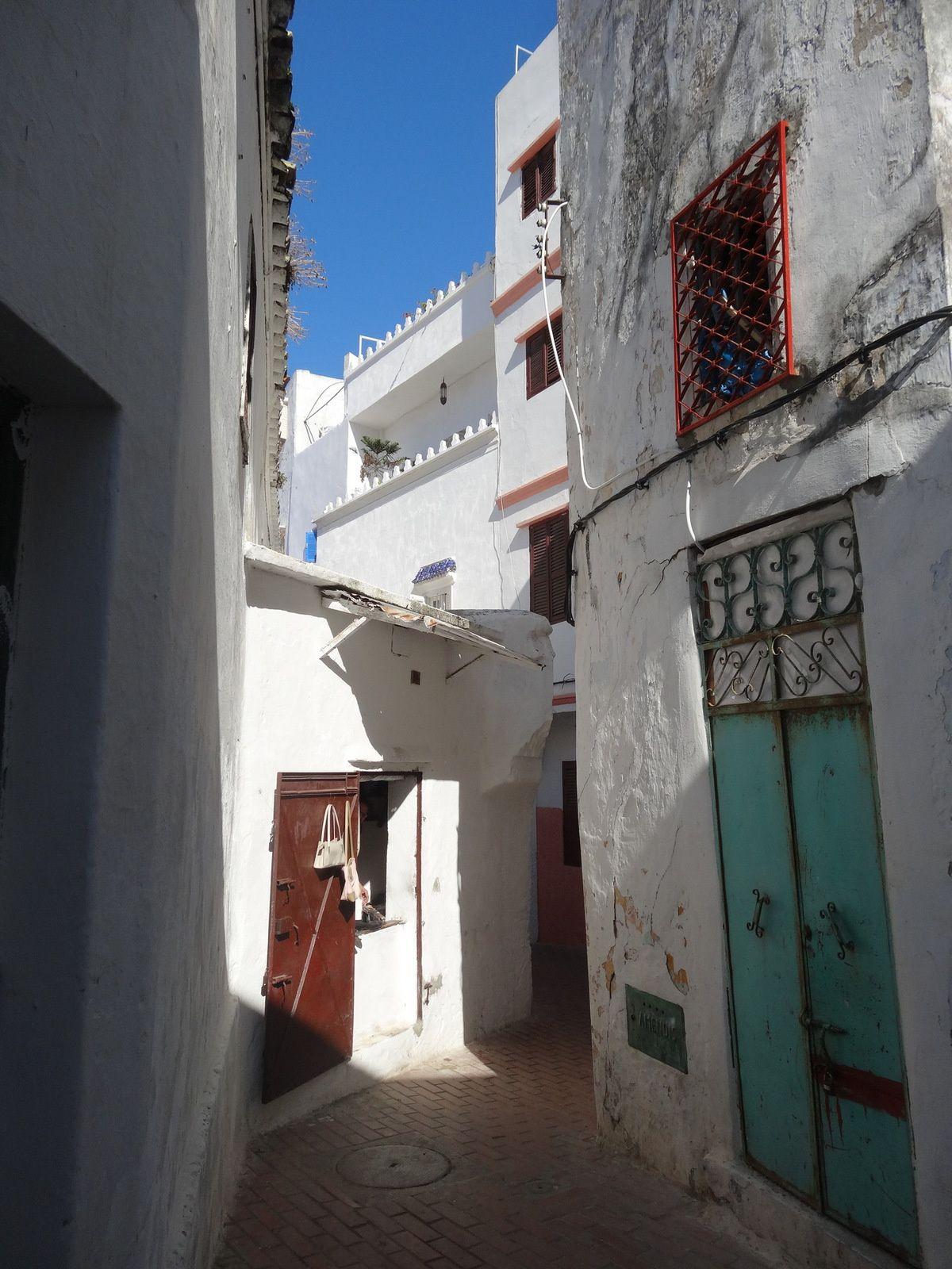 Tanger, la lumière de novembre