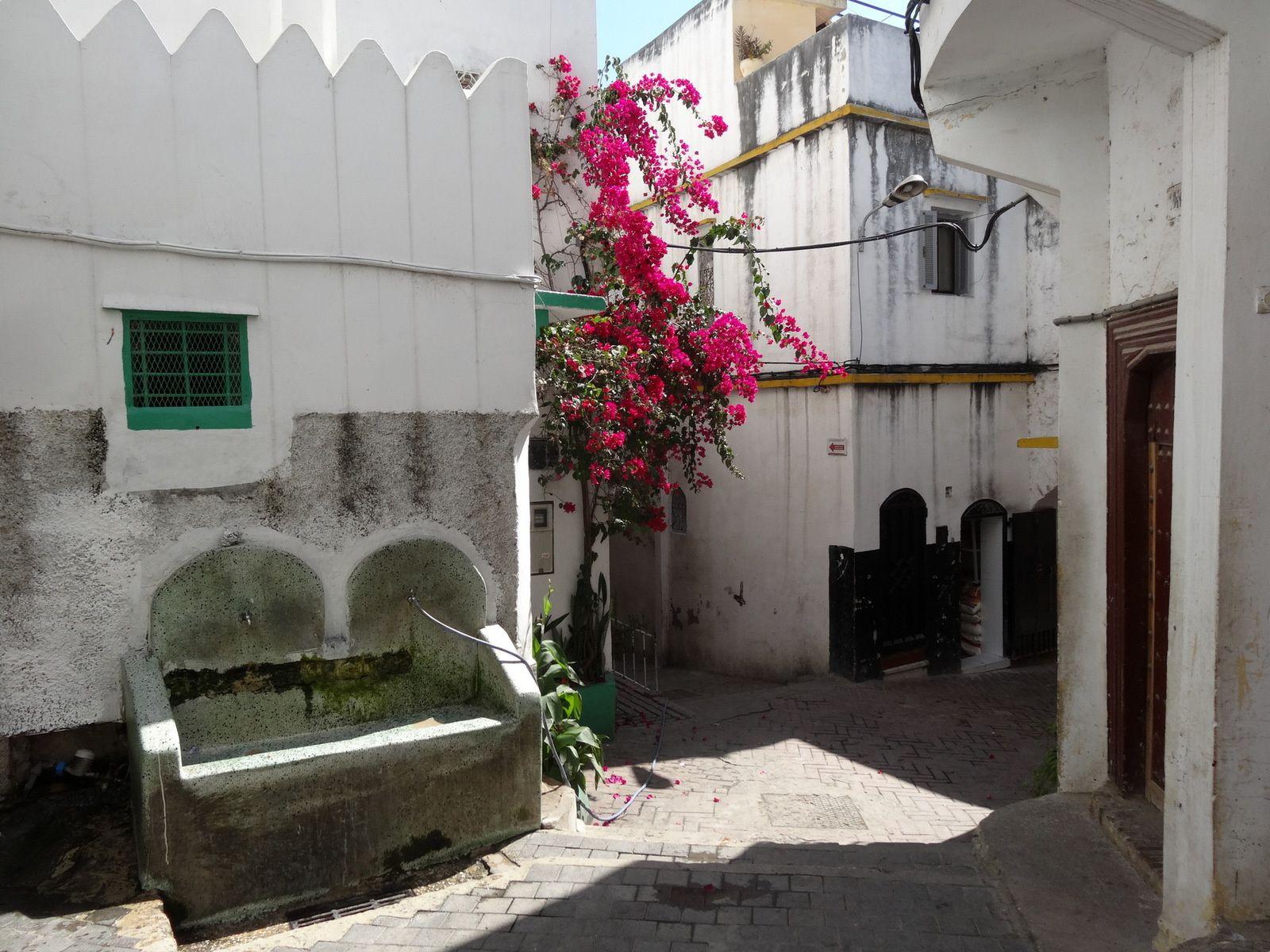 Image de la Médina de Tanger