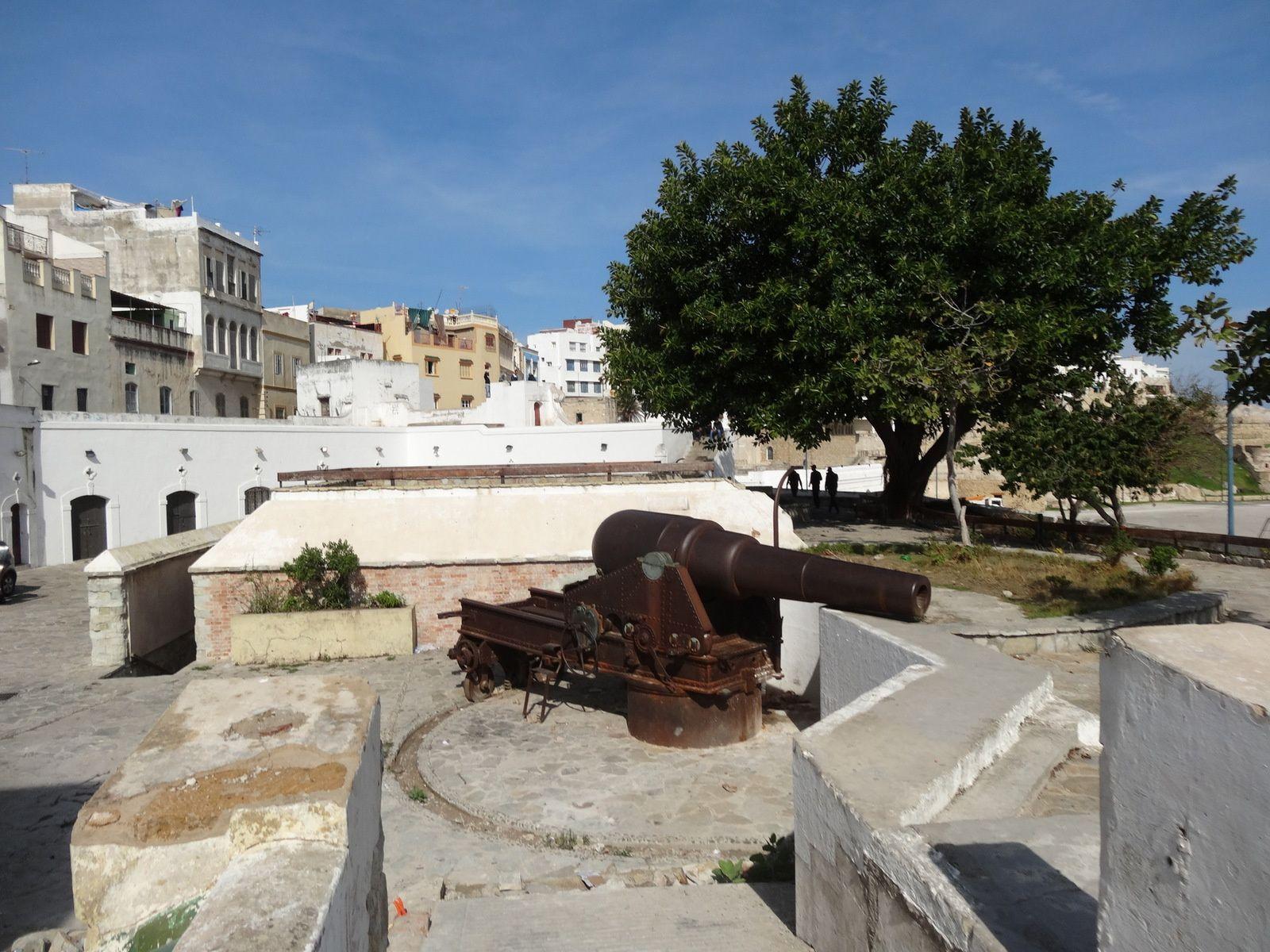 Borj al-Hajoui, Médina de Tanger (4 photos)