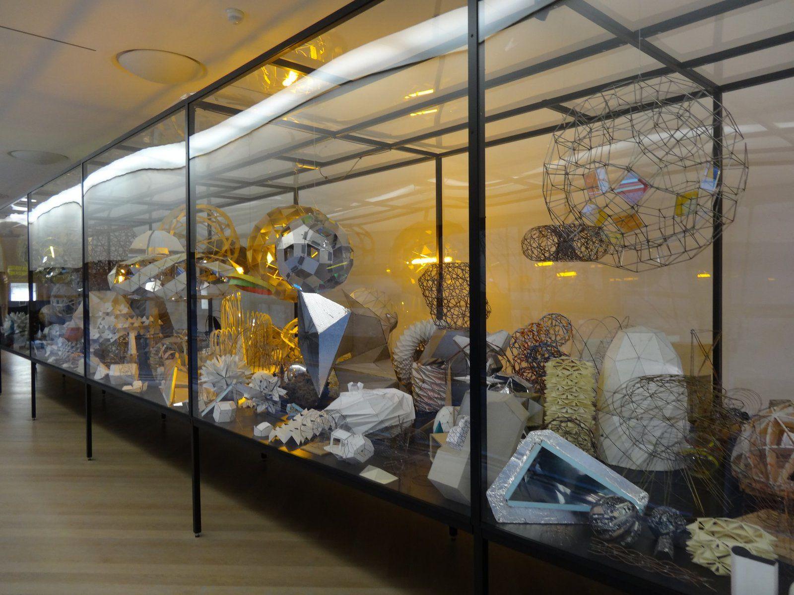 Avec Niki de St Phalle, Tinguely et Matisse