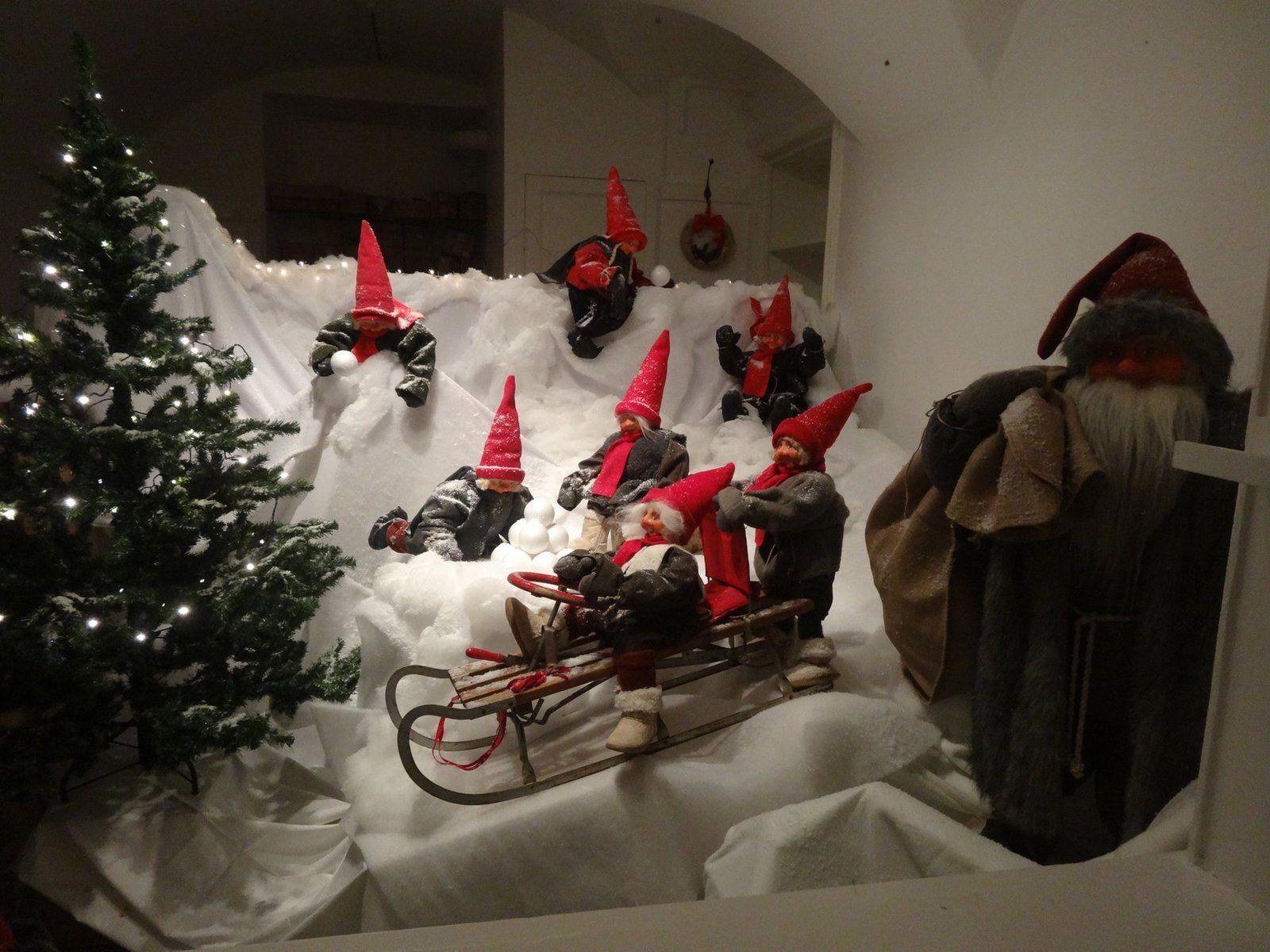 C'est bientôt Noël.
